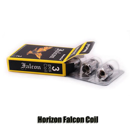 Sub tank replacement online shopping - 100 Original Horizontech Horizon Falcon Coil F1 F2 F3 M1 M2 Replacement Coils Head For Falcon Sub Ohm Tank Atomizer Authentic