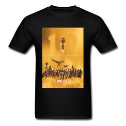 d3a95a5f8 Anti Hero Shirt NZ - Avengers T Shirt Men More Than A Hero Tshirt  Superheroes T