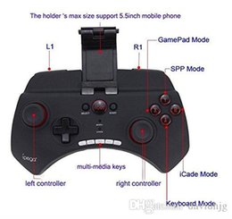 $enCountryForm.capitalKeyWord Canada - New iPega PG-9025 9025 Wireless Bluetooth Gamepad Game controller Joystick For iPhone iPad Android phones PC
