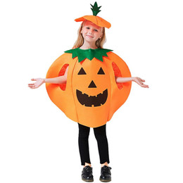 306a8642bc New Women Men Halloween Costume Boy Girl Costumes Adult Pumpkin Outfit  Children Kids Clothes for Halloween Cosplay Party Cape