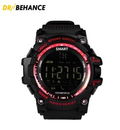 Branded watches online online shopping - New smart luxury men watches ex16 WITH top brands online shop outdoor sport Health data tracking monitor watch