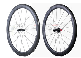 EVO 700C 50mm depth 25mm width road bike carbon wheels Clincher tubular road bicycle carbon wheelset with UD matte finish on Sale