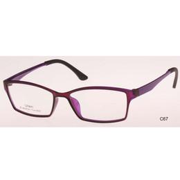 9872b23b39 Fashion Women Ultra Light Thin Small Cat Eye Glasses Frame Tungsten Ultem  Plastic Steel Optical Eyewear can Fill Myopia Lenses