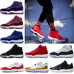 $enCountryForm.capitalKeyWord NZ - 11 mens basketball shoes Gym Red Midnight Navy Win Like 82 96 11s women athletic GS PRM Velvet Heiress wine Blue Moon Purple Black Stingray
