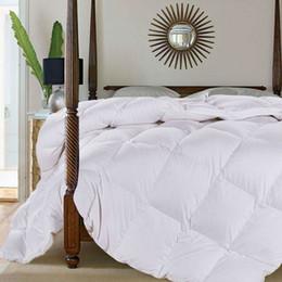 $enCountryForm.capitalKeyWord NZ - BEYOND CLOUD Winter Duvet White Goose Down Filling Comforter Thick Blanket Warm Quilt Twin Queen King 100% Cotton Bedding 012