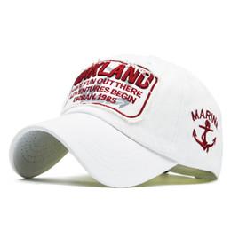 d61010d2923 Baseball Cap Men Brand For Women Oakland Sports Dad Hat Autumn And Winter  Full Cap Bend Visor Fitted Male Bone Baseball Hats