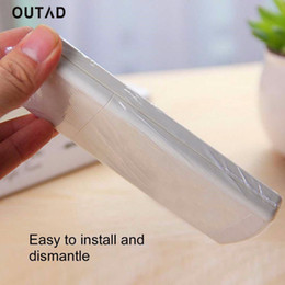 Discount clear tv - OUTAD 5pcs pack Heat Shrink Film TV AC Air-Conditioner Video Remote Control In Transparent Clear Cover Protective Sleeve