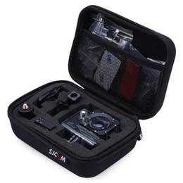 Action Camera Original Sjcam UK - Original SJCAM Medium Size Accessory Protective Storage Bag Carry Case for SJCAM Action Camera