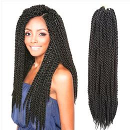 DreaDlocks weave hair online shopping - Cleanrace Mambo braiding hair Afro twist braids dreadlocks crochet braid senegalese twist braid hair crochet braids