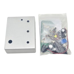 $enCountryForm.capitalKeyWord Australia - DIY Delay pedal All Kit With 1590BB pre-drilled Diecast Aluminum Enclosure Box True Bypass Guitar Parts & Accessories