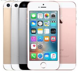 6d8f5523144 Mobile caMera chip online shopping - Original Unlocked Apple iPhone SE G  LTE Mobile Phone iOS