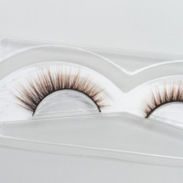 $enCountryForm.capitalKeyWord NZ - Seashine Fashionable style colorful silk eyelashes 3d colorful silk eyelashes false eyelashes fancy color lashes free shipping C9