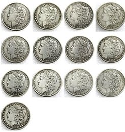 Nice promotioNs online shopping - Hot Selling US Coins Morgan Dollars Different Dates CC Mintmark Promotion Cheap Factory Price nice home Accessories Silver Coins