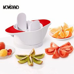 orange apple fruit UK - MOM'S HAND Fruit Vegetable Tools Apple Orange Peeler Slicer Stainless Steel Kitchen Tools Kitchen Utensils Gadgets