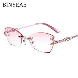 7480010594e BINYEAE New Fashion Korea Eyeglasses Titanium Women Myopia Spectacle Frames