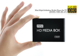 Multimedia Media Player Australia - EastVita Full HD 1080P Media Player Center MultiMedia Video Player Media box with HDMI VGA AV USB SD MMC mkv H.264 HDDK7 r20