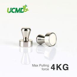 $enCountryForm.capitalKeyWord NZ - N35 N52 Neodymium Office Strong Fridge Magnets Whiteboard Magnet Sticker For Chess Cup Shape Fridge Magnet Buckle 4 pcs set