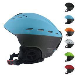 Skateboards Gear NZ - Professional Ski Helmet Adult Skiing Skating Skateboard Helmet Women Men Multicolor Warmer Snowboard Sports Protective Gear