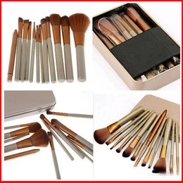 Professional makeuP tools online shopping - Naked Professional Makeup Brush Cosmetic Facial Makeup Brush Tools Makeup Brushes Set Kit With Retail Box Free DHL