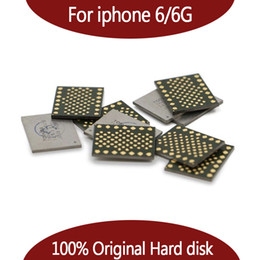 Chip di memoria flash originale NAND con memoria flash U0604 per iPhone 6 6G da 4,7 pollici a 16 GB