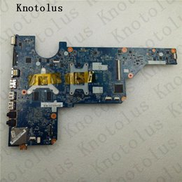 Motherboard For Hp Pavilion G7 UK - 649950-001 for HP Pavilion G6 G7 G4 laptop motherboard ddr3 amd Free Shipping 100% test ok