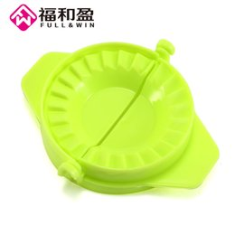 $enCountryForm.capitalKeyWord Australia - High Quality Plastic Mold Fast jiaozi Maker Simple Dumpling Tool Device Easy DIY Dumpling KItchen Accessories By Full And Win