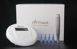 Permanent Tattoo Digital Pen Australia - Beautytattoo pen for lip   eyebrow   eyeline salon use digital PMU & MTS semi permanent make up kit tattoo machine