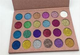 $enCountryForm.capitalKeyWord UK - Glitter eyeshadow palette makeup Pigmented Glitter Shadows Shimmer Beauty cosmetics eye shadow Palette 24 colors set dhl