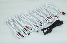 Electro Slim Machines NZ - 10pcs Electrode lead Wires Cord Connecting cable for Tens EMS Electro Muscle Stimulation Slimming Beauty Machine