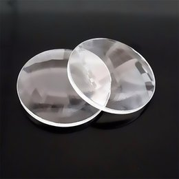 3d Vr Glasses Australia - DIY 20pcs lot 25*45MM Lens for Google Cardboard 3D VR Glasses Optical Glass for Virtual Reality