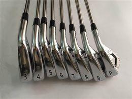 Brand New 8PCS A3 718 Ensemble De Fer 718 A3 Golf Forgé Fers À Golf Clubs De Golf 3-9Pw R / S Flex Acier / Graphite Axe