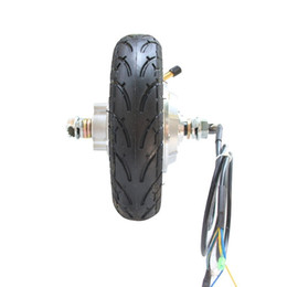 $enCountryForm.capitalKeyWord NZ - 2018 NEW DIY 1pc 8inch Electric Skateboard Motor Wheels 36V Long Board Wheels Unilateral Motor Bilateral Free Shipping