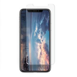 $enCountryForm.capitalKeyWord UK - Tempered Glass Screen Protector Film Guard 9H Hardness Film For iPhone XS Max XR X 8 7 6 6S Plus 5 5S SE Samsung Galaxy S7 S6
