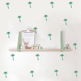 $enCountryForm.capitalKeyWord NZ - ome Decoration Stickers Posters Stickers Little Vinyl Palm Tree Decals sticker Kids Room decor Palm Trees decoration diy wall Art 20pcs...