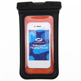 $enCountryForm.capitalKeyWord UK - Float Airbag Design IPX8 Waterproof Dry Pouch Case Transparent Universal Waterproof Bag Mobile Phone Case For iPhone 6 6s
