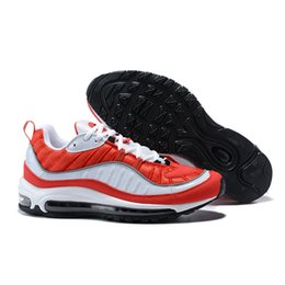 Golf shoes black online shopping - 98s Size Bullet Running Shoes Men Designer Shoes Corss Jogging Walking Sports Athletic mens Run Shoes Outdoor Sneaker