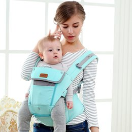 2018 Hot Sale Baby Carrier Hip Seat Backpack Baby Sling Wrap Carriers Toddler Baby Hipseat Kangaroo Suspenders Drop Sales Activity & Gear