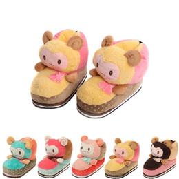 Slipper Sheep online shopping - fashion sheep love sheep anti skid home warm cartoon cotton slippers factory