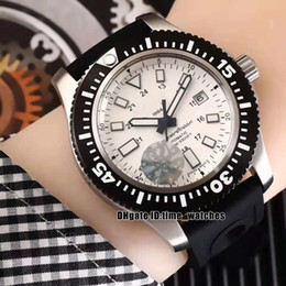 $enCountryForm.capitalKeyWord Australia - New Luxury watch 44mm Superocean Y1739310 Japan Miyota Automatic men's watch white dial Rubber strap High quality Gents sport watches
