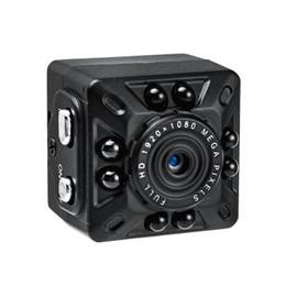 Mini Digital Audio Australia - FUERS SQ10 Portable Handheld DV DVR Micro Small 1080P Full HD Mini Camera Recorder Camcorder Video Audio Digital Camera