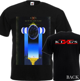 "Shirt X S Australia - NEW T-SHIRT "" KING'S X Out of the Silent Planet'88 "" DTG PRINTED TEE- S- 7XL"