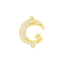 Copper loop earrings online shopping - Crystal Rhinestones Circle Karma Infinity Connectors DIY Bracelet Earrings Findings Loop Round Connectors Fiting Jewelry Making