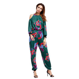 $enCountryForm.capitalKeyWord Canada - Off The Shoulder Women Jumper Suit Long Pants Rompers Jumpsuits Hollow Out Sexy Cocktail Party Clothes Track WS6442W