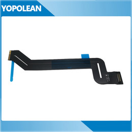 """Macbook Touchpad Trackpad Australia - 5 pcs lot New Trackpad Touchpad Flex Ribbon Cable 821-01050-A For Macbook Pro Retina 15"""" A1707 Late 2016 Mid 2017"""