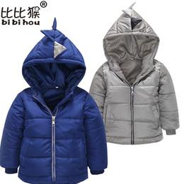 $enCountryForm.capitalKeyWord Australia - jackets for boys hoodies down parka Children's outerwear & coats winter wearing baby Girls Warm kids Clothes dinosaur Cartoon