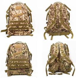Top Feld Reisetasche USA Marine Corps ACU Tarnung 3D Angriff Tasche Rucksack im Freien Mysterious Camouflage taktische Rucksack Handtasche szm100