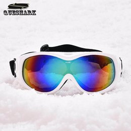winter sunglasses 2019 - Men Women Children Boys Girls Kids Ski Snowboard Glasses Skiing Sunglasses Kid's Winter Single layer Skate Anti-UV