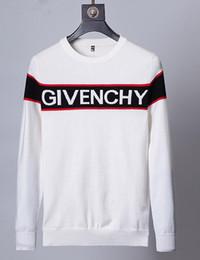 L ultimo maglione 2019 lana uomo e donna nuovo autunno e inverno casual  spessa caldo cashmere Givenchy cappotto marchi degli uomini di maniche  lunghe f97e47b752a