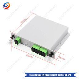 $enCountryForm.capitalKeyWord NZ - Factory Outlet Price Cassette Slot Type PLC Splitter 1*4 SC APC inserted LGX PLC Splitter terminal Box SC APC