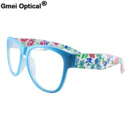 9052d97c626 Gmei Optical Glasses Colorful Full-Rim Acetate Prescription Eyeglasses  Frame Spectacles for Eyewear Fashion T8173 Optical Frames